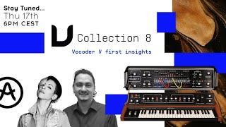 Livestream | Vocoder V first insights : How to become a Robot!