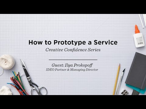 Tips for How to Prototype a Service