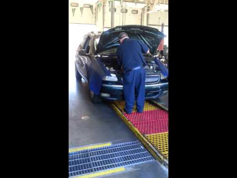 Walmart oil change fail