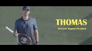 TENNIS // SHOOTING AMBASSADEURS, PANOPLIE EXPERT 2018