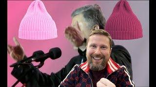 Как Порошенко шапки срывал