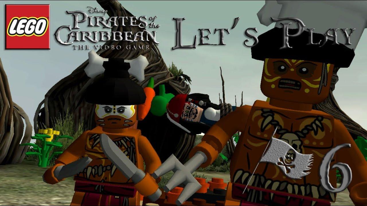 lego pirates des cara bes ep 6 l 39 le des pelegostos. Black Bedroom Furniture Sets. Home Design Ideas