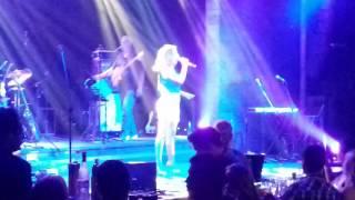 Helena Paparizou - Otan Aggeli Klene (Live @ Gatsby Live Theatre, Zante Island)