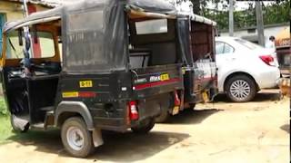 Madhab News - Balasore Traffic Police Seized Vehicles for Illegal Parking - 21-05-2019