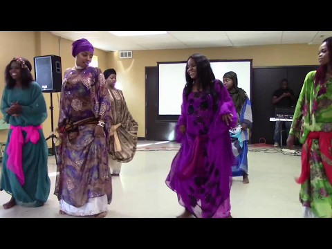 Somali Cultural Night - Full Dances