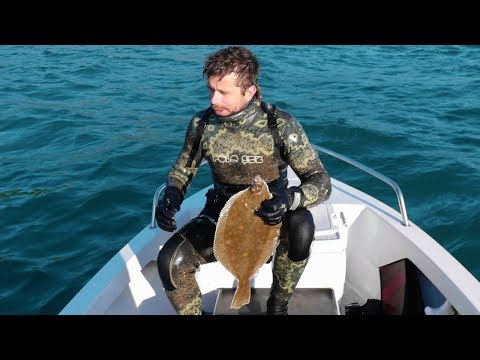 The Best UK Spearfishing Competition EVER - LIC Pairs 2018 ...Without Sea Bass