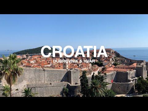 Croatia Weekend Trip - Dubrovnik   Hvar