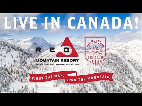 We're LIVE! Canadians can now own a real piece of RED.