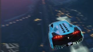 EXTREME ZENTORNO DROP (GTA 5 Funny Moments)