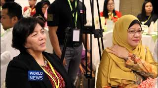 Poetry event held in Malaysia