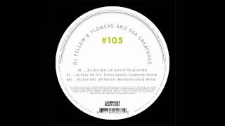 DJ Yellow & Flowers And Sea Creatures - As Goes The Sun (Simon Garcia