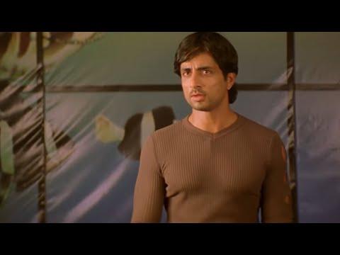 Download Nagarjuna और Sonu Sood की रोमांटिक एक्शन फिल्म   Robbery (2006) (HD) - Part 5   Ayesha Takia