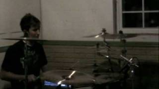 Welcome to the Masquerade - Thousand Foot Krutch - drum cover - K Funk