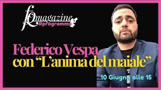 Federico Vespa racconta il male oscuro della depressione in diretta con FQmagazine