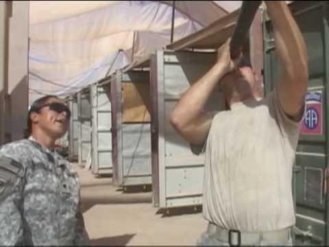 Profile: U.S. Army Spc. Kennebrew