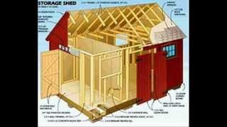 Storage Shed Plans - Over 12,000 Shed Plans