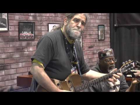 Sunday Blues and Jazz Session NAMM Show 2017 White Onions Hammond Organs Stand 5104