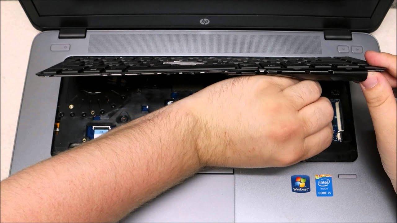 Keyboard replacement HP Elitebook 740 750 840 850 g1 zbook