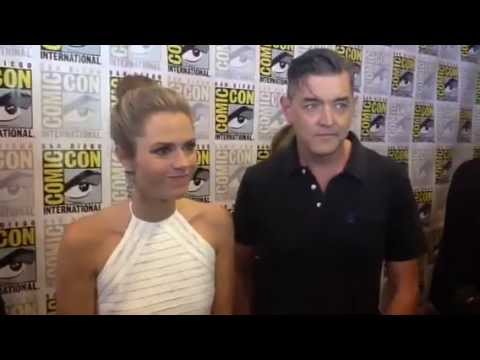 Interview with Psych stars Maggie Lawson and Timothy Omundson