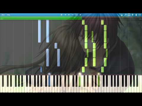 [Synthesia] Fujita Maiko - Nee (Opening) (Piano) [Hiiro No Kakera]