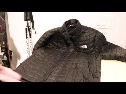 The North Face Thermoball Eco Jacket Special Feature