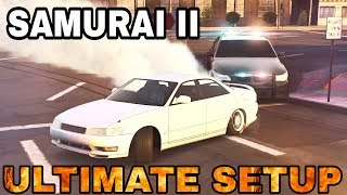 Updated Samurai II Ultimate Setup (Toyota Mark II JZX 90) | CarX Drift Racing