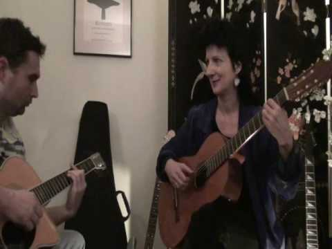 Susan Grisanti & Allan Edwards 'Kryptonite' Chords Jam~