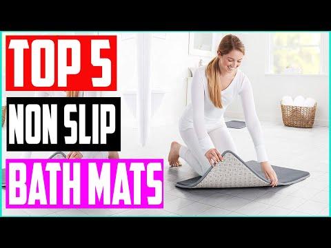 Top 5 Best Non Slip Bath Mats On 2020