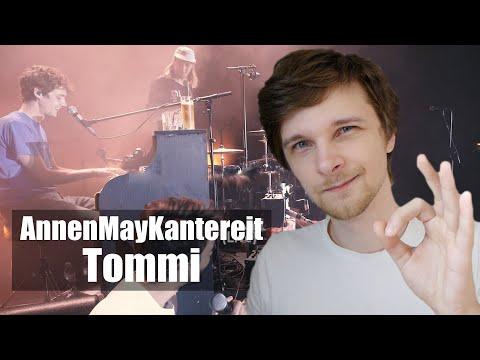 AnnenMayKantereit - Tommi, перевод и подробный разбор | Учим немецкий с песней #36
