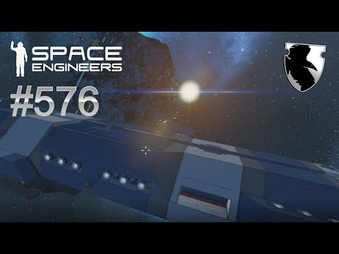 Space Engineers Survival :: PLANNING & PARKING :: Ep. 576