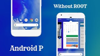 Get Android Pie 🍮 Update on any Android Without ROOT | Android Pie🍮 on any #Android No ROOT