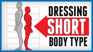 Short Man Style Tips | How To Dress Taller - RMRS