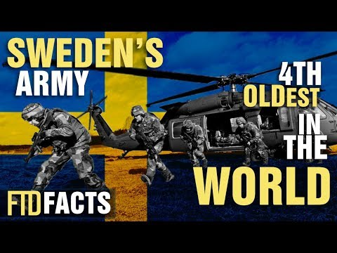 10+ Incredible Facts About Swedish Army (Svenska Armén)