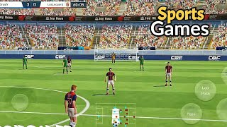 Top 10 Sports Games Android 2019 HD high Graphics