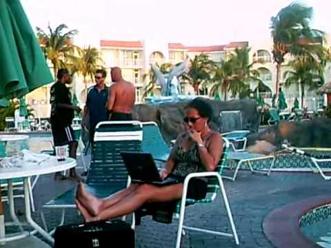 Aruba sunset equator band brick house music june 2007 for House music 2007