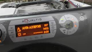 стиральная машина Hotpoint-Ariston AQM9D 49