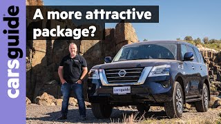 Nissan Patrol 2020 review: Ti off-road