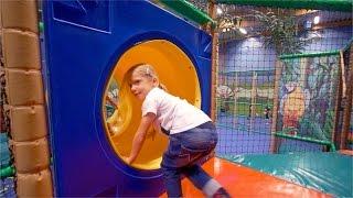 [Part 2/3] Leo's Lekland Indoor Playground Fun for Kids (Växjö)