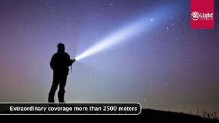 Mr.230 Gangster LED Flashlight
