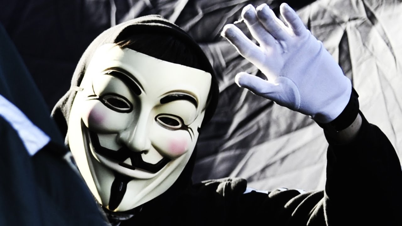 Anonymous New Year Important Message 2017 Youtube