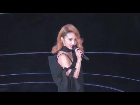 151106 蔡依林-台北演唱會-說愛你