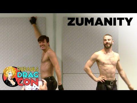 Cirque du Soleil: Zumanity at RuPaul's DragCon 2015