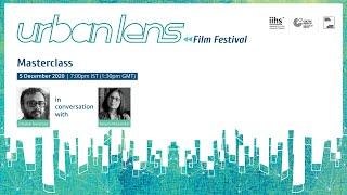Masterclass | Dibakar Banerjee in conversation with Ranjani Mazumdar