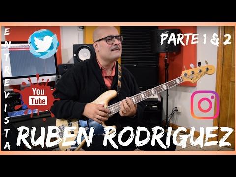 Ruben Rodriguez Bajista. Part 1 & 2