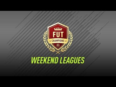 VIKEND LIGA !!!  - FIFA MOBILE 18 LIVE #3