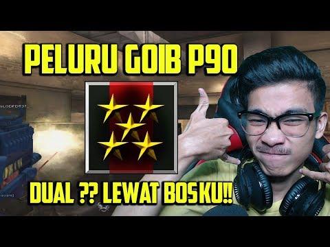 PELURU GOIB P90 SAKTI WKWKWKW SANTUY AE - POINT BLANK GARENA INDONESIA