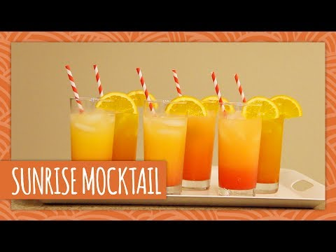 Sunrise Mocktail - HGTV Handmade