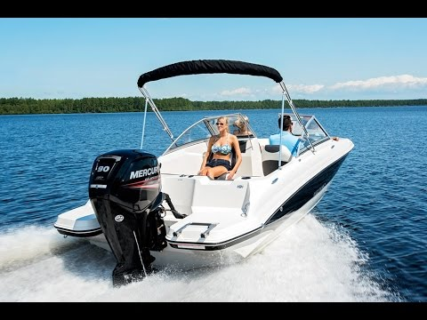STINGRAY 191DC Deck Boat