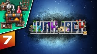 Junk Jack X | Let's Play | Episode: 7 Benches on Benches on Wings? Maybe?