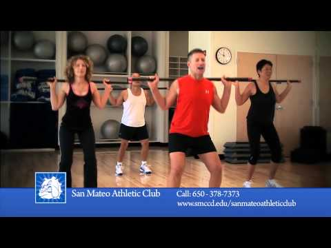 San Mateo Athletic Club Television Commercial. Dennis C. Castro, Production Consultant.